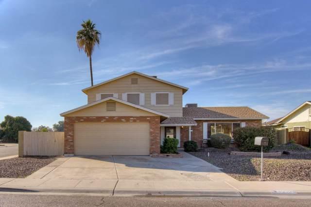 10008 N 52ND Drive, Glendale, AZ 85302 (MLS #6029263) :: Brett Tanner Home Selling Team