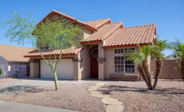 6522 E Nance Street, Mesa, AZ 85215 (MLS #6029272) :: Brett Tanner Home Selling Team