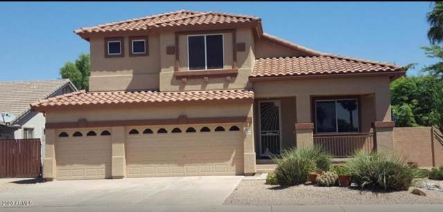 2526 E Calle Del Norte Drive, Gilbert, AZ 85296 (MLS #6029278) :: Brett Tanner Home Selling Team