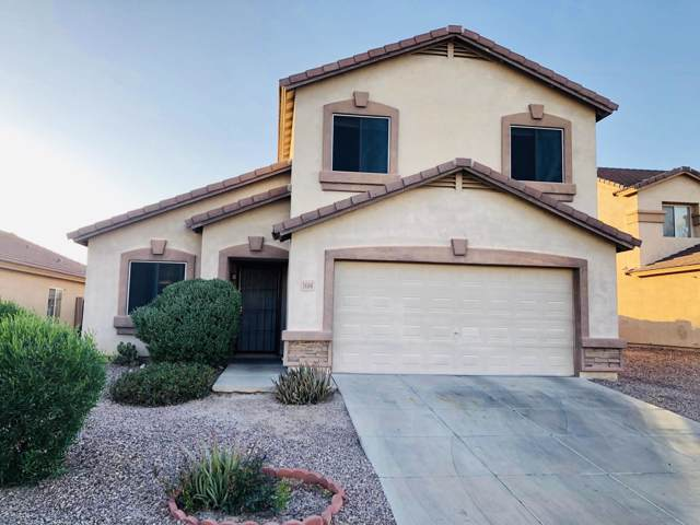 1454 S 228TH Lane, Buckeye, AZ 85326 (MLS #6029288) :: Conway Real Estate