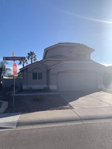 1603 W Maplewood Street, Chandler, AZ 85286 (MLS #6029293) :: Brett Tanner Home Selling Team