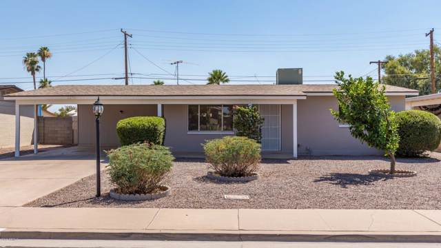 2295 E Alpine Avenue, Mesa, AZ 85204 (MLS #6029294) :: Brett Tanner Home Selling Team