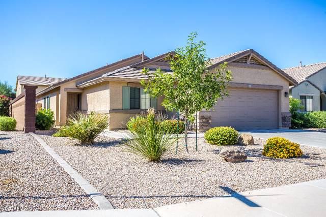 1739 W Desert Canyon Drive, Queen Creek, AZ 85142 (MLS #6029301) :: Brett Tanner Home Selling Team