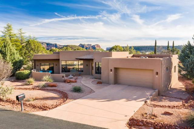 235 Flaming Arrow Way, Sedona, AZ 86336 (MLS #6029316) :: Keller Williams Realty Phoenix