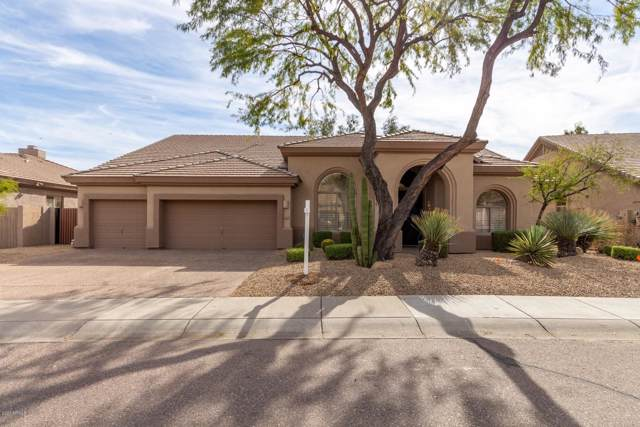 6435 E Everett Drive, Scottsdale, AZ 85254 (MLS #6029318) :: Brett Tanner Home Selling Team