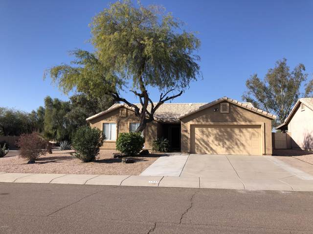 1946 S Stardust Drive, Apache Junction, AZ 85120 (MLS #6029319) :: CC & Co. Real Estate Team