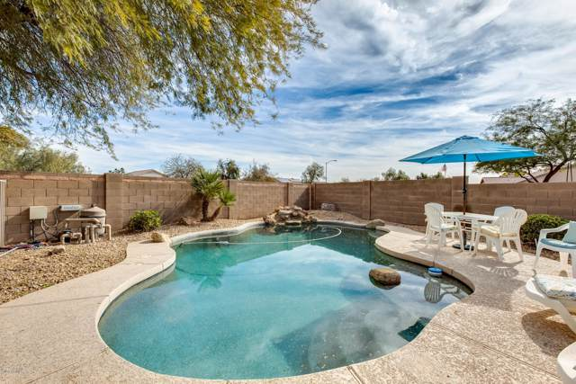 20863 N 101ST Drive, Peoria, AZ 85382 (MLS #6029320) :: CC & Co. Real Estate Team