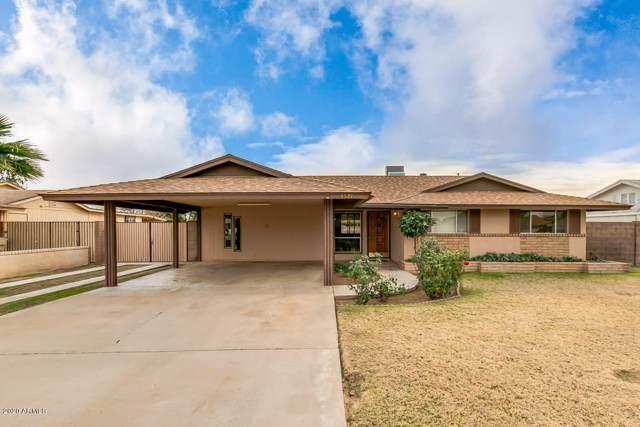 5521 W Eva Street, Glendale, AZ 85302 (MLS #6029339) :: Brett Tanner Home Selling Team