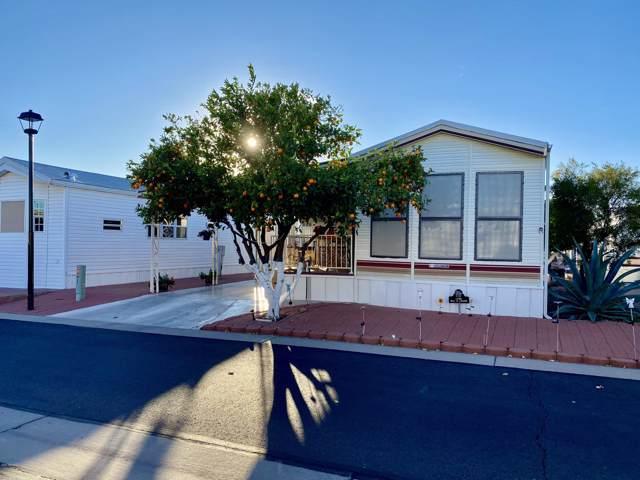 7750 E Broadway Road #212, Mesa, AZ 85208 (MLS #6029340) :: Brett Tanner Home Selling Team