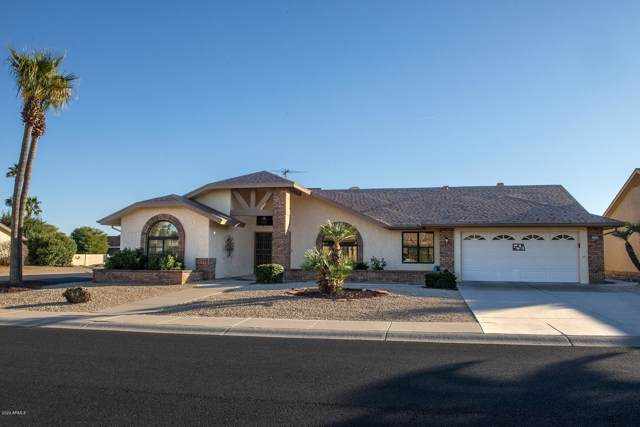 12303 W Fieldstone Drive, Sun City West, AZ 85375 (MLS #6029368) :: Maison DeBlanc Real Estate