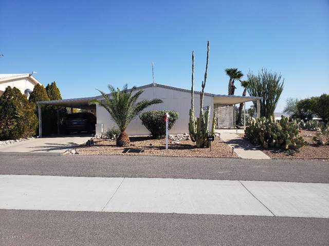 3917 N Colorado Avenue, Florence, AZ 85132 (MLS #6029369) :: The Bill and Cindy Flowers Team