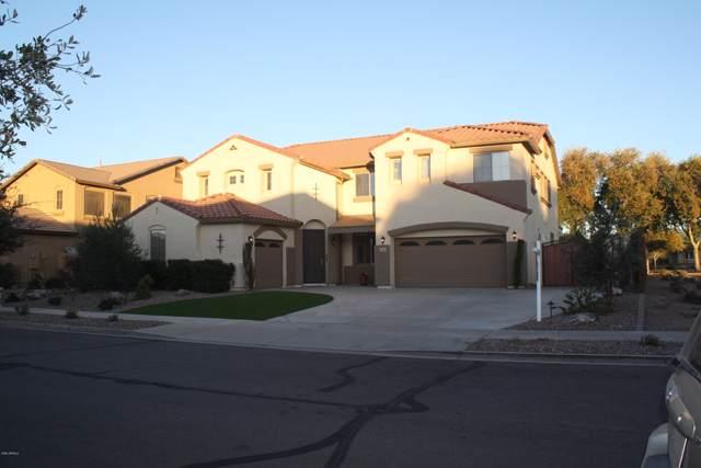 20329 S 187TH Place, Queen Creek, AZ 85142 (MLS #6029373) :: Brett Tanner Home Selling Team