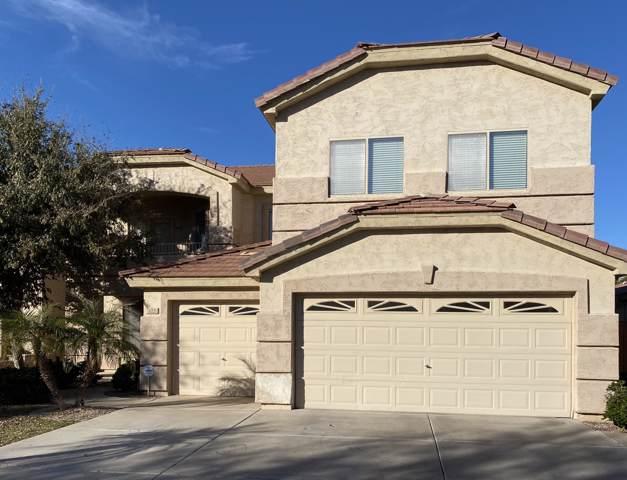222 W Pelican Drive, Chandler, AZ 85286 (MLS #6029374) :: Brett Tanner Home Selling Team
