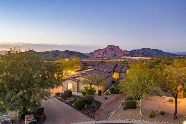 4346 N Yarrow Circle, Mesa, AZ 85207 (MLS #6029382) :: Selling AZ Homes Team