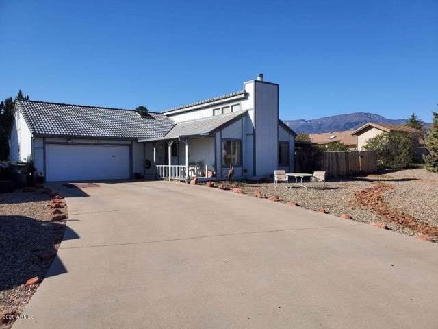 1903 S Gold Rush Road, Cottonwood, AZ 86326 (MLS #6029391) :: Selling AZ Homes Team