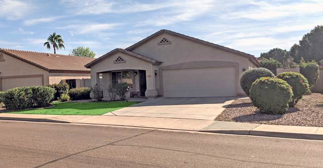 885 W Vaughn Avenue, Gilbert, AZ 85233 (MLS #6029396) :: Openshaw Real Estate Group in partnership with The Jesse Herfel Real Estate Group