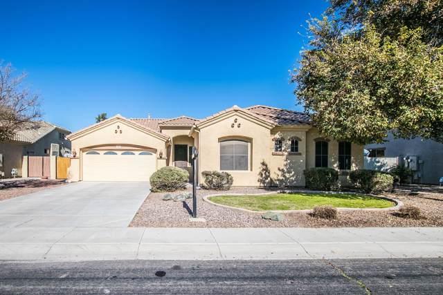 1260 E Bautista Road, Gilbert, AZ 85297 (MLS #6029423) :: Brett Tanner Home Selling Team