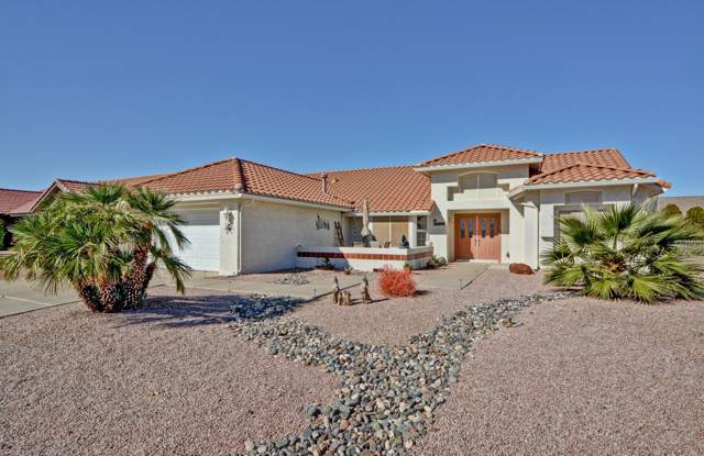 14708 W Sentinel Drive, Sun City West, AZ 85375 (MLS #6029425) :: Maison DeBlanc Real Estate