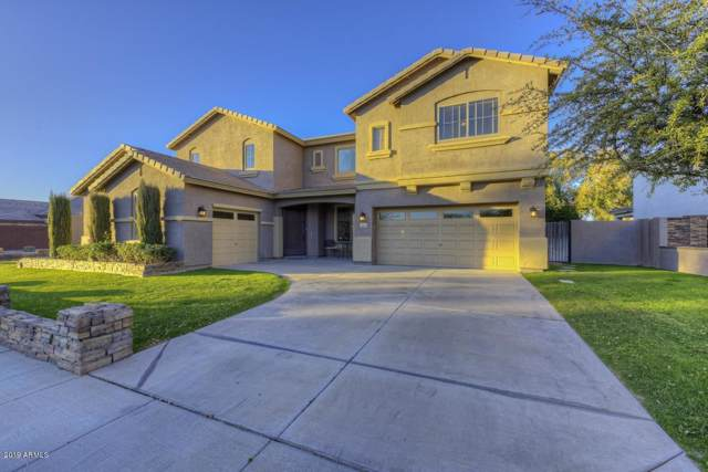 18630 E Old Beau Trail, Queen Creek, AZ 85142 (MLS #6029427) :: The Bill and Cindy Flowers Team