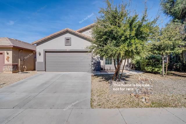 41280 W Cielo Lane, Maricopa, AZ 85138 (MLS #6029441) :: Selling AZ Homes Team