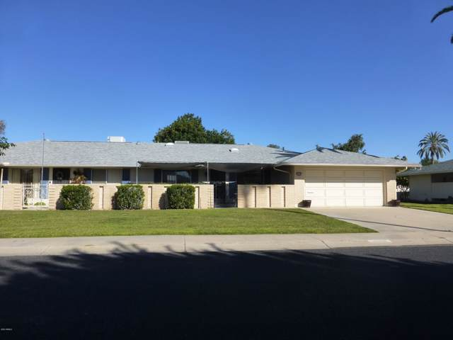 10334 W Kingswood Circle, Sun City, AZ 85351 (MLS #6029446) :: Dave Fernandez Team | HomeSmart