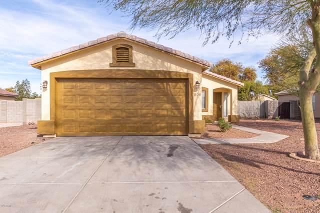 808 E Roberts Avenue, Buckeye, AZ 85326 (MLS #6029466) :: Dave Fernandez Team | HomeSmart