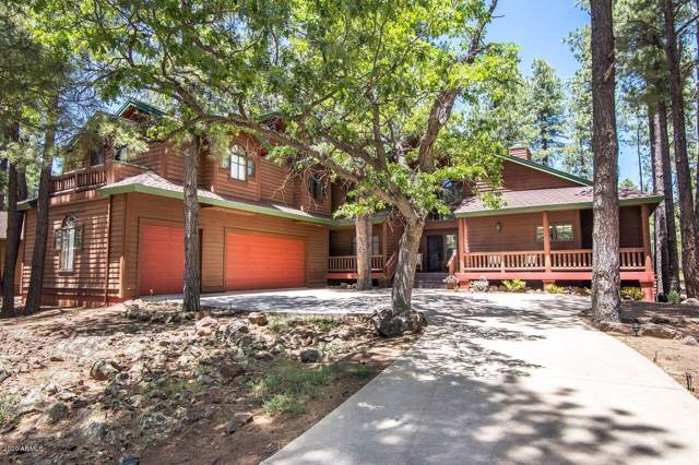 4430 Griffiths Spring, Flagstaff, AZ 86005 (MLS #6029489) :: Dave Fernandez Team | HomeSmart