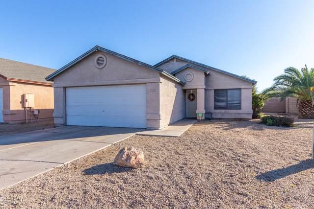4741 N 85TH Avenue, Phoenix, AZ 85037 (MLS #6029506) :: Brett Tanner Home Selling Team