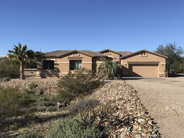 1309 W County Line Road, Wickenburg, AZ 85390 (MLS #6029513) :: Brett Tanner Home Selling Team