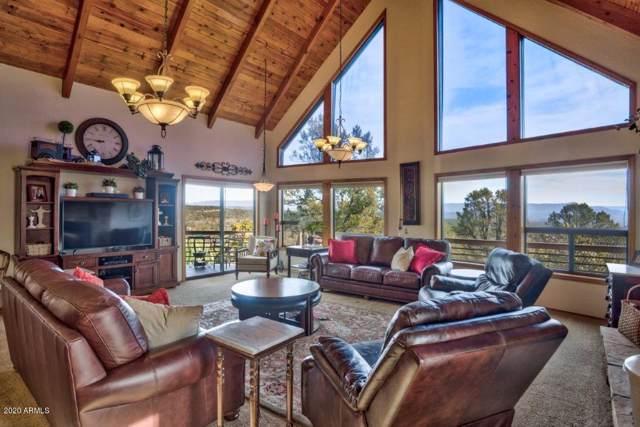 1211 N Camelot Drive, Payson, AZ 85541 (MLS #6029519) :: Brett Tanner Home Selling Team