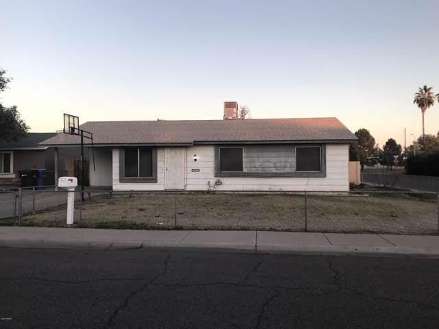 2601 N 60TH Drive, Phoenix, AZ 85035 (MLS #6029522) :: The Kenny Klaus Team