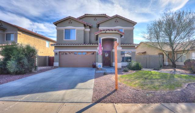 45121 W Alamendras Street, Maricopa, AZ 85139 (MLS #6029529) :: Openshaw Real Estate Group in partnership with The Jesse Herfel Real Estate Group
