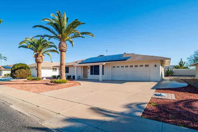 18023 N 132ND Avenue, Sun City West, AZ 85375 (MLS #6029537) :: Maison DeBlanc Real Estate