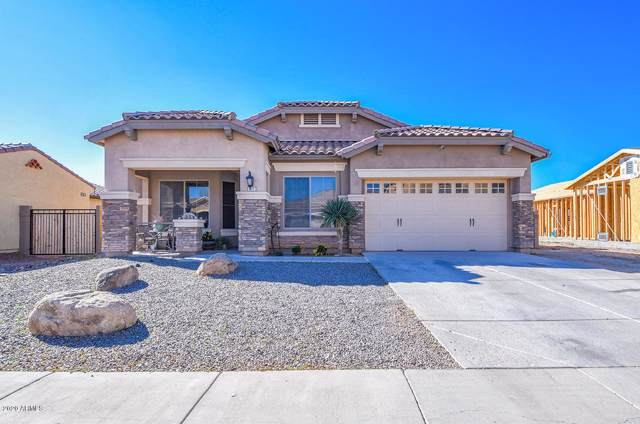 505 E Kona Drive, Casa Grande, AZ 85122 (MLS #6029558) :: My Home Group