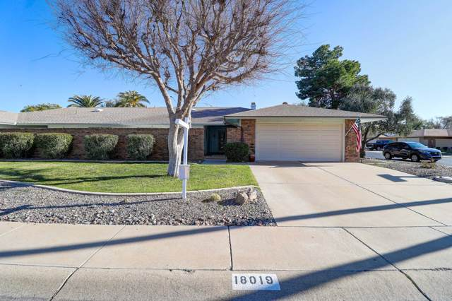 18019 N Desert Glen Drive, Sun City West, AZ 85375 (MLS #6029564) :: Maison DeBlanc Real Estate