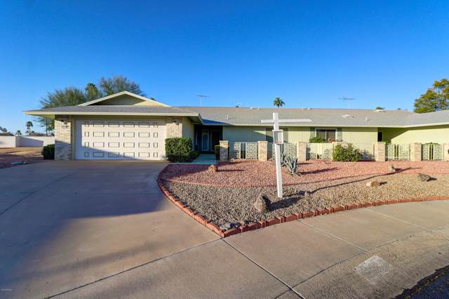 18038 N Desert Glen Drive, Sun City West, AZ 85375 (MLS #6029571) :: Maison DeBlanc Real Estate