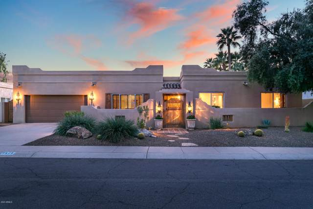8425 E Mustang Trail, Scottsdale, AZ 85258 (MLS #6029575) :: The Bill and Cindy Flowers Team