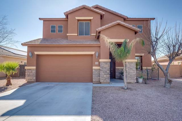1217 E Prickly Pear Street, Casa Grande, AZ 85122 (MLS #6029584) :: The Kenny Klaus Team