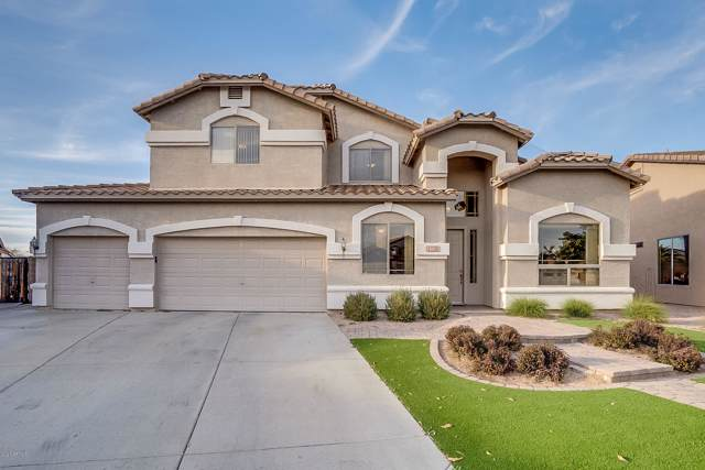 1230 E Jasper Court, Gilbert, AZ 85296 (MLS #6029609) :: Openshaw Real Estate Group in partnership with The Jesse Herfel Real Estate Group
