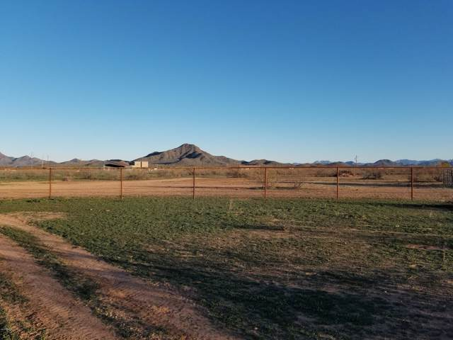 0 Abbott Road, Wickenburg, AZ 85390 (MLS #6029617) :: Brett Tanner Home Selling Team
