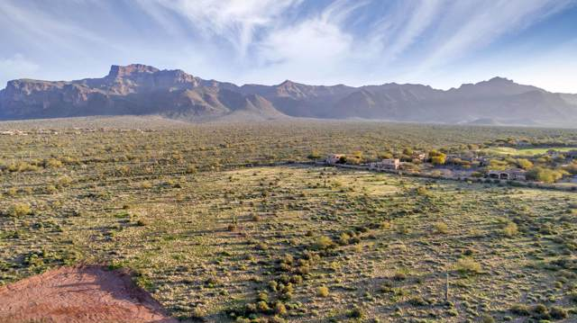 Apprx 2800 S Barkley Lot 3 Road, Apache Junction, AZ 85119 (MLS #6029625) :: Long Realty West Valley