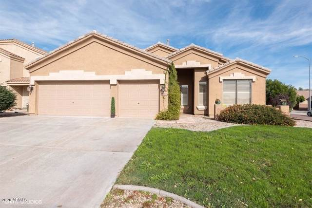 9130 W Pontiac Drive, Peoria, AZ 85382 (MLS #6029630) :: RE/MAX Desert Showcase