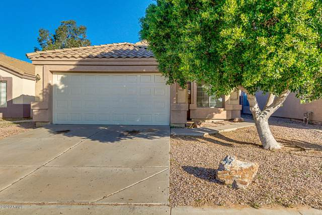 10946 E Wier Avenue, Mesa, AZ 85208 (MLS #6029634) :: Devor Real Estate Associates