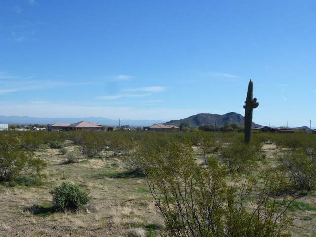 0 W Phillips Road, Queen Creek, AZ 85142 (MLS #6029657) :: The Kenny Klaus Team