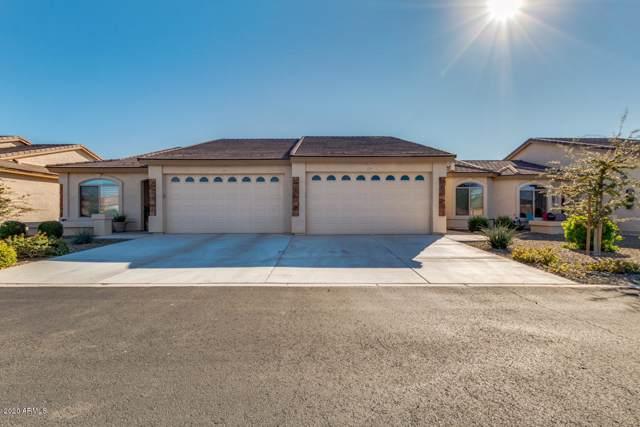 10960 E Monte Avenue #229, Mesa, AZ 85209 (MLS #6029660) :: Riddle Realty Group - Keller Williams Arizona Realty