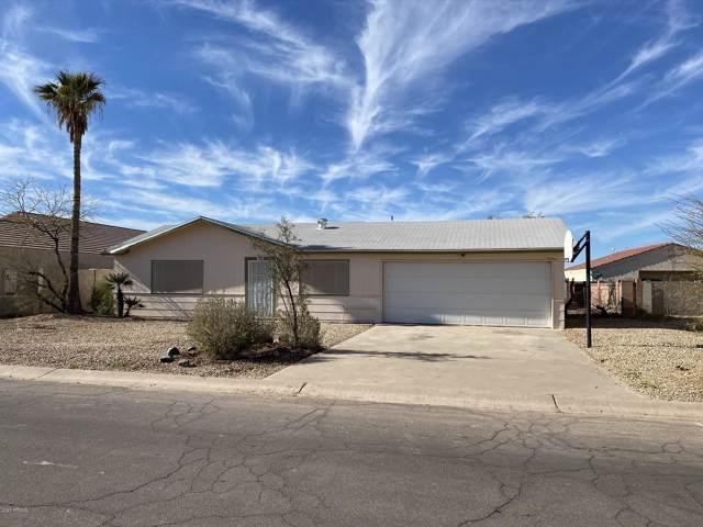 14992 S Avalon Road, Arizona City, AZ 85123 (MLS #6029689) :: Brett Tanner Home Selling Team