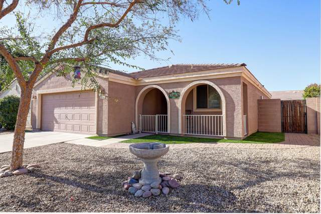 2646 S 84TH Drive, Tolleson, AZ 85353 (MLS #6029707) :: Lux Home Group at  Keller Williams Realty Phoenix