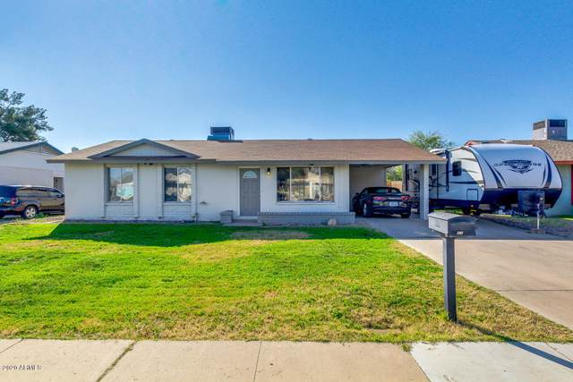 725 E Glade Avenue, Mesa, AZ 85204 (MLS #6029713) :: The Bill and Cindy Flowers Team