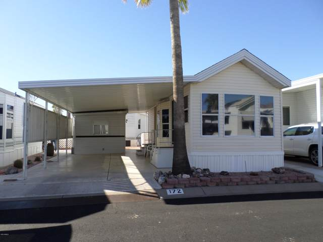 172 S Limestone Drive, Apache Junction, AZ 85119 (MLS #6029717) :: neXGen Real Estate