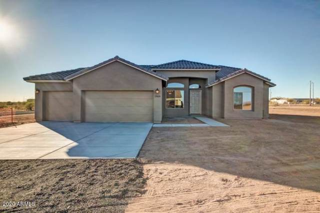 28006 N 223RD Avenue, Wittmann, AZ 85361 (MLS #6029723) :: Brett Tanner Home Selling Team